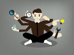 Man Office Businessman Business